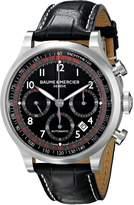 Baume & Mercier Men's BMMOA10042 Capeland Analog Display Mechanical Hand Wind Watch