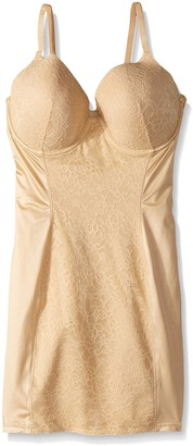 Flexee Women's Maidenform Shapewear Pretty Foam Cup Slip with Lace