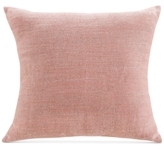 "Kas Nola Blush 18"" Square Decorative Pillow"