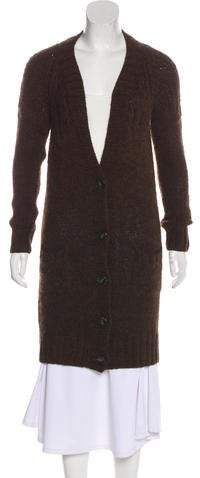 b4d46219b9d Long Sleeve Button-Up Cardigan