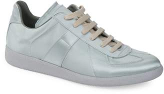 Maison Margiela Replica Satin Low-Top Sneakers