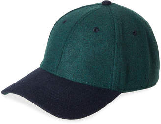 Wesc Wool Color Block Baseball Cap