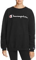 Champion Logo Fleece Sweatshirt - 100% Exclusive