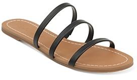 Splendid Women's Meaghan Slip On Strappy Sandals