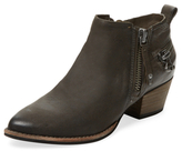 Dolce Vita Saylor Leather Zip Ankle Bootie