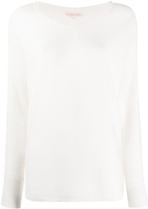 Filippa K Soft Sport Warm Up Ribbed Knit Jumper