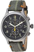 Timex Allied Chrono Canvas Watches