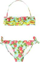 Benetton Girls Cherry Print Bikini