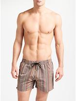 Paul Smith Classic Stripe Swim Shorts