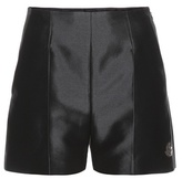 Moncler Gamme Rouge Crepe Shorts