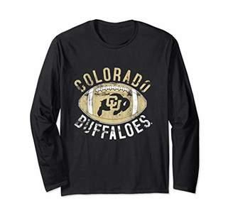 NCAA Colorado Buffaloes CU Buffs Women's Long Sleeve uofc102