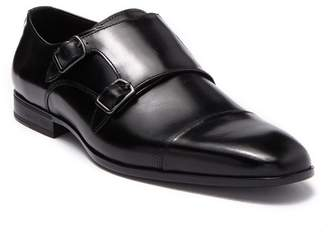 Kenneth Cole New York Regal Monk Strap Leather Loafer