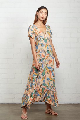 Rachel Pally Crepe Joline Dress