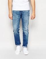 Esprit Slim Fit Jeans in Lightwash Blue