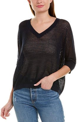 Minnie Rose Mesh Top
