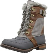 Rock & Candy Womens Danlea Round Toe Ankle Cold Weather Boots.