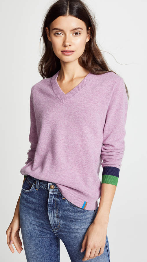 Kule The Sawyer Cashmere Sweater