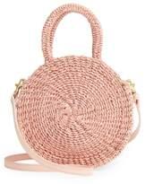 Clare Vivier Petite Alice Straw Bag