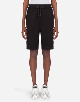 Dolce & Gabbana Jersey Jogging Shorts
