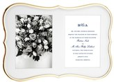 Kate Spade 'Crown Point' Invitation Bridal Picture Frame