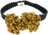 Caffe' D'orzo knit headband