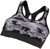 Changeshopping Women Padded Bra Top Athletic Gym Fitness Sports Yoga Stretch (M, )