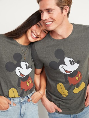 Old Navy Disney Mickey Mouse Gender-Neutral Tee for Adults