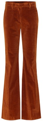 Etro Corduroy flared pants