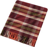 Pendleton 5th Avenue Throw - Lodge Plaid