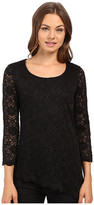 rsvp Cacee Floral Lace Top