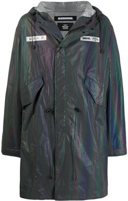 Neighborhood Oversized Hooded Coat