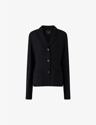 Joseph Jiall double-faced stretch-wool blazer