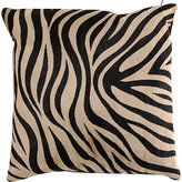 "Barneys New York Zebra 16"" Cushion"