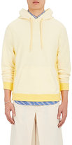 Ganryu Men's Cotton French Terry Hoodie