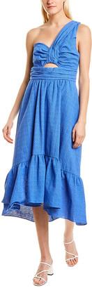 A.L.C. Athens Midi Dress