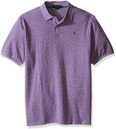 U.S. Polo Assn. Men's Big & Tall Twisted-Yarn Polo Shirt