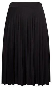 Dorothy Perkins Womens Dp Curve Black Midi Skirt, Black