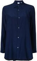 Aspesi classic shirt - women - Silk - 38