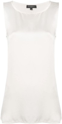 Antonelli round neck vest top
