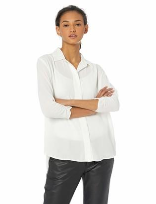 BB Dakota Womens roll up My Sleeves CDC Shirt with Back Detail