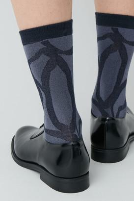 Cos Patterned Socks