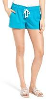 Roxy Women's 'Oceanside' Linen Blend Shorts