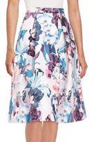 Nicholas Floral-Print Skirt