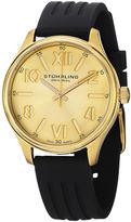 Stuhrling Original Womens Black Strap Watch-Sp14578