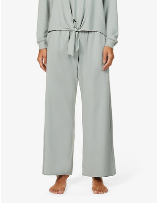 Eberjey Blair relaxed-fit cotton-blend pyjama bottoms