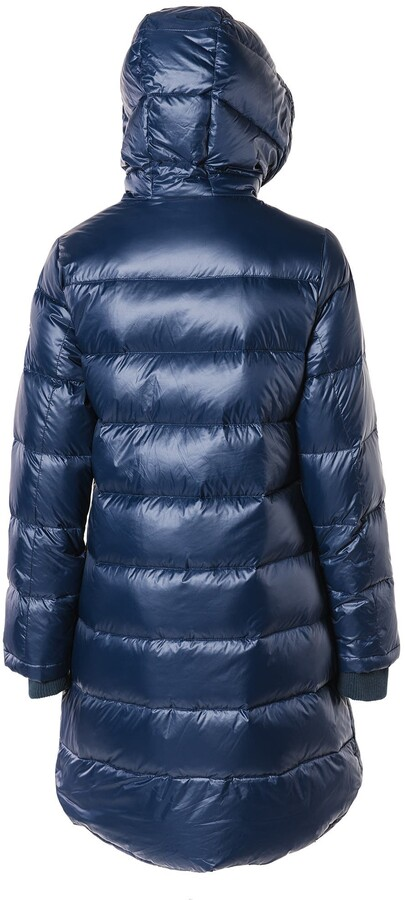 Thumbnail for your product : Modern Eternity 3-in-1 Waterproof Quilted Down & Feather Fill Maternity Puffer Coat