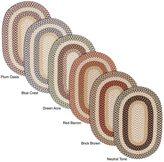 Colonial Mills Breckenridge Multicolored Indoor/ Outdoor Braided Rug (3' x 5')