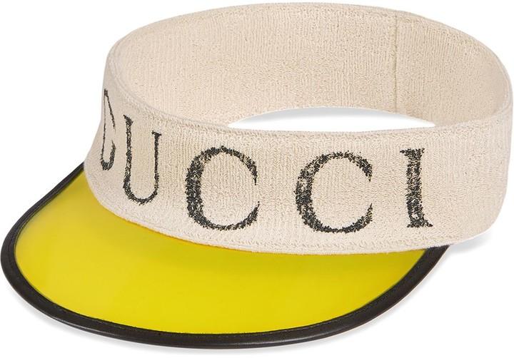 fbd0a9a4cc vinyl visor with logo