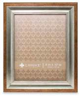 Lawrence Frames Tatum 8-Inch x 10-Inch Picture Frame in Silver and Gold