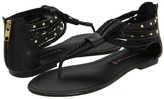 Steven Bonyta (Black Leather) - Footwear